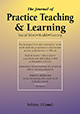 Journal of Practice Teaching and Learning cover